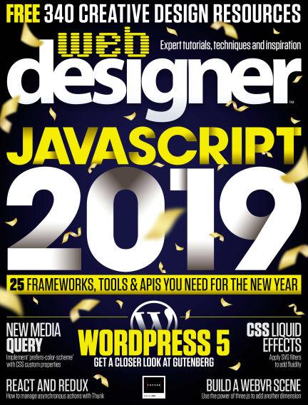 Web Designer January 08, 2019 00:00
