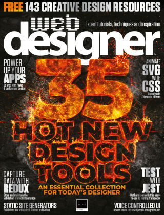 Web Designer Issue 286