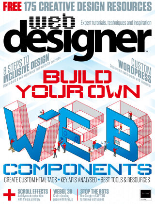 Web Designer Issue 287