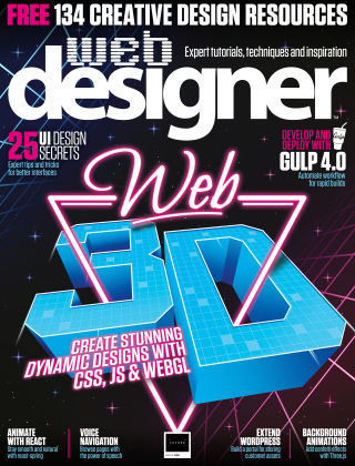 Web Designer Issue 288
