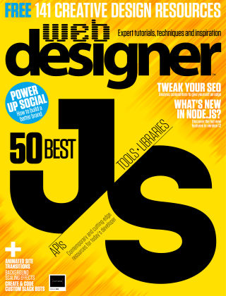 Web Designer Issue 289