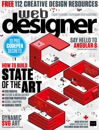 Web Designer Issue 290