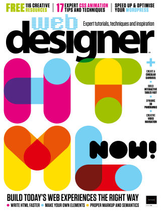 Web Designer Issue 292