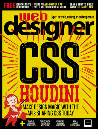 Web Designer Issue 293