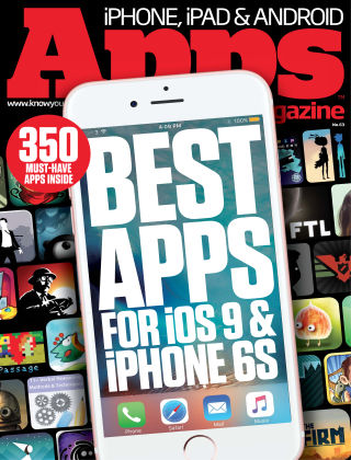 Apps Magazine Issue 063