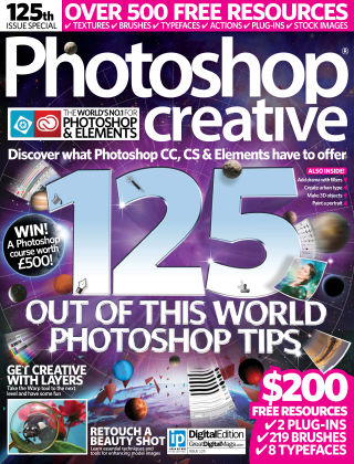 Photoshop Creative Issue 125