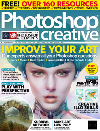 Photoshop Creative Issue 163