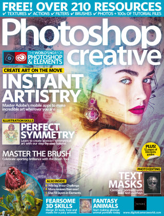 Photoshop Creative Issue 167