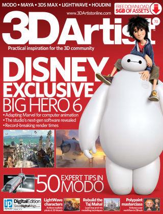 3D Artist Issue 73