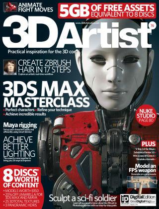 3D Artist Issue 76