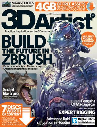 3D Artist Issue 75