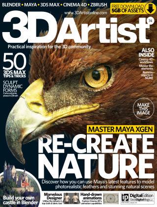 3D Artist Issue 74