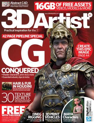 3D Artist Issue 080
