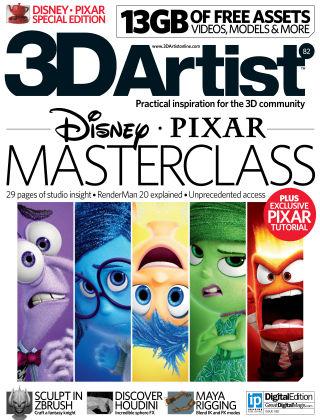 3D Artist Issue 082