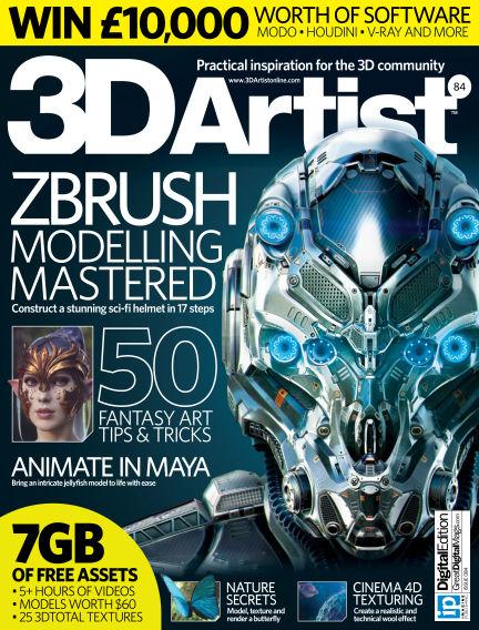 3D Artist August 12, 2015 00:00