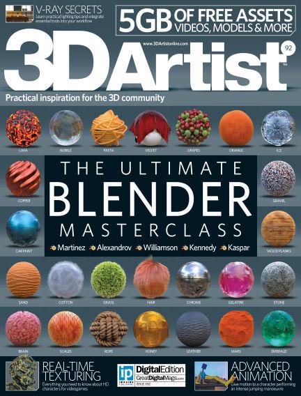 3D Artist March 23, 2016 00:00