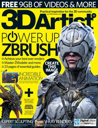 3D Artist Issue 093