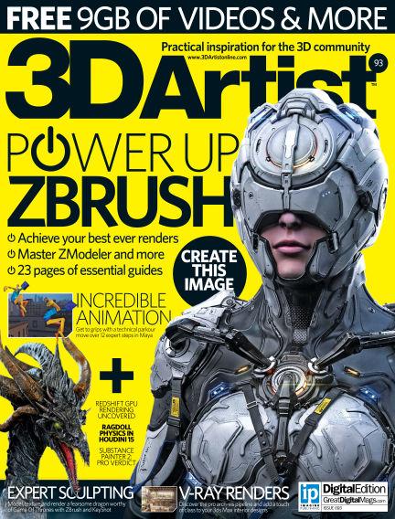 3D Artist April 20, 2016 00:00