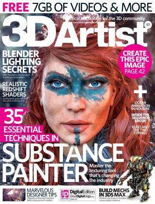 3D Artist Issue 097