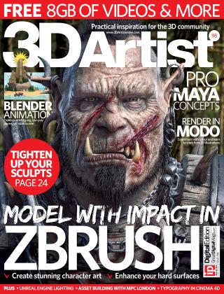 3D Artist Issue 098