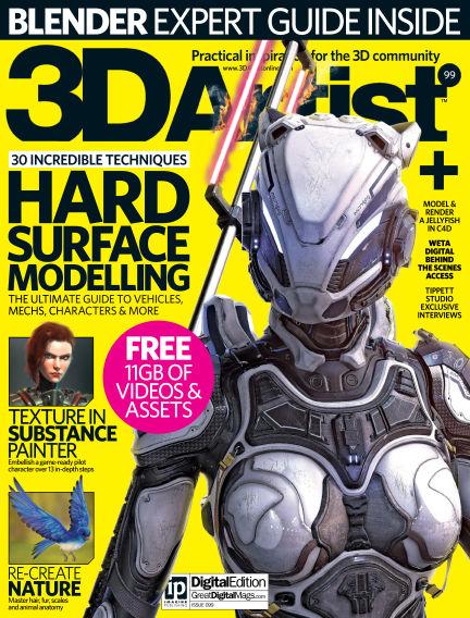 3D Artist October 05, 2016 00:00