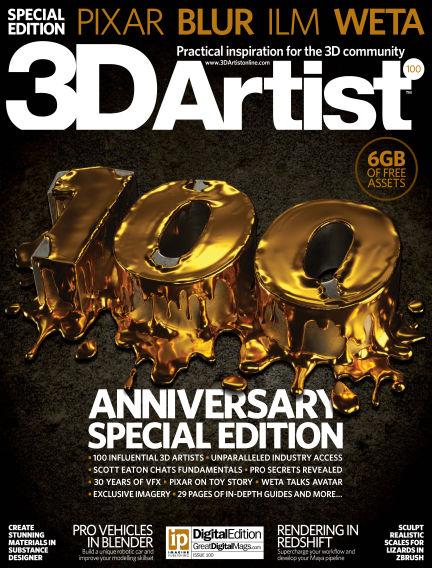 3D Artist November 02, 2016 00:00