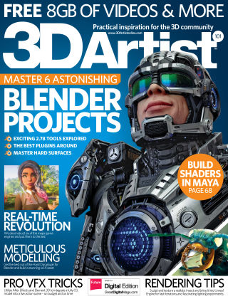 3D Artist Issue 101