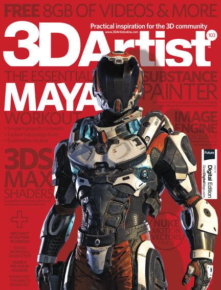3D Artist January 25, 2017 00:00