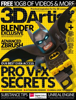 3D Artist Issue 104