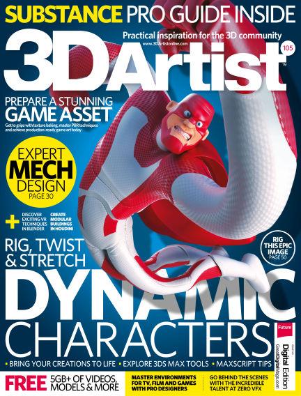 3D Artist March 22, 2017 00:00