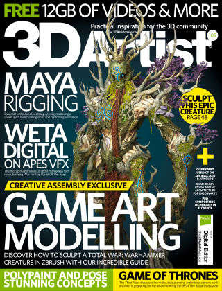 3D Artist Issue 109
