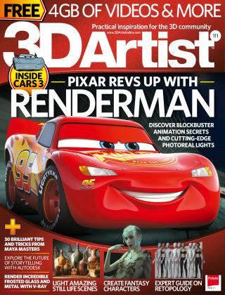 3D Artist Issue 111