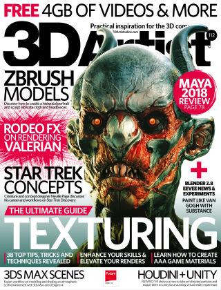 3D Artist Issue 112