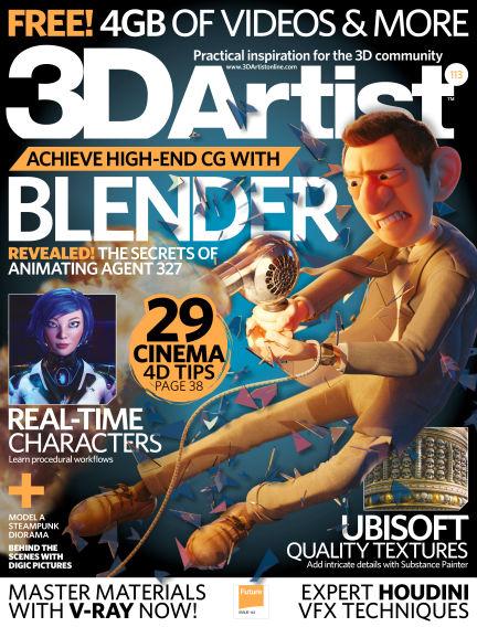 3D Artist November 09, 2017 00:00