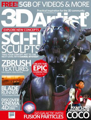 3D Artist Issue 114