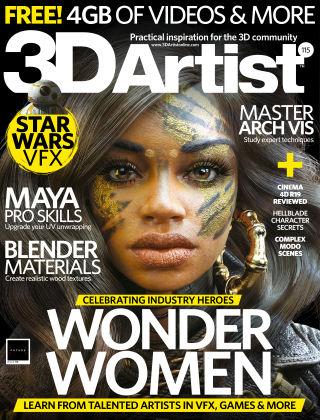 3D Artist Issue 115