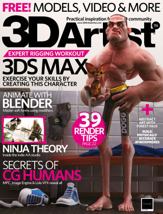 3D Artist Issue 116