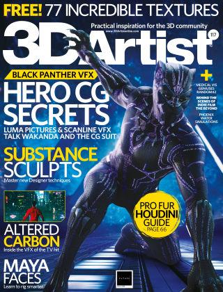 3D Artist Issue 117