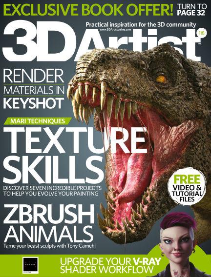 3D Artist April 03, 2018 00:00