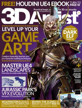 3D Artist Issue 119