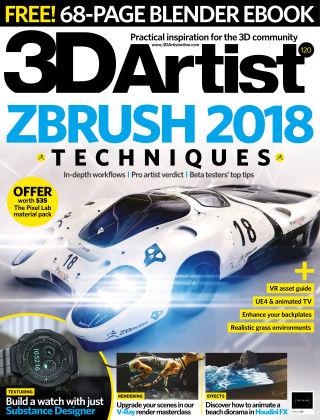 3D Artist Issue 120