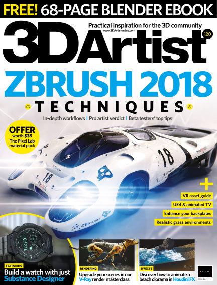 3D Artist June 05, 2018 00:00