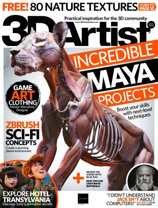 3D Artist Issue 122