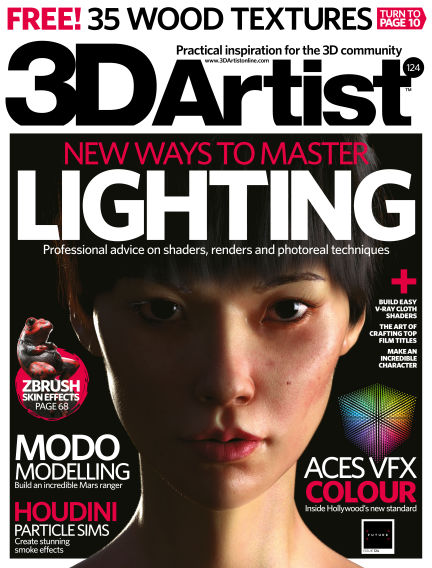 3D Artist September 25, 2018 00:00