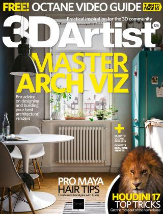 3D Artist Issue 126