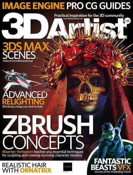 3D Artist January 15, 2019 00:00