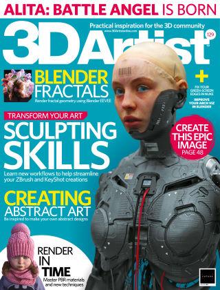 3D Artist Issue 129