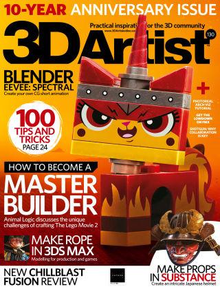 3D Artist Issue 130