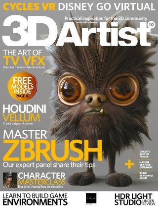 3D Artist Issue 132