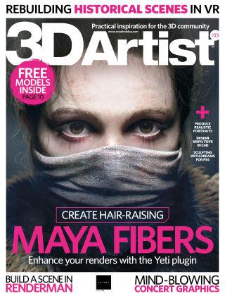 3D Artist Issue 133